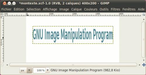 GRATUITEMENT TÉLÉCHARGER FRANCAIS GIMP EN 2.6.8